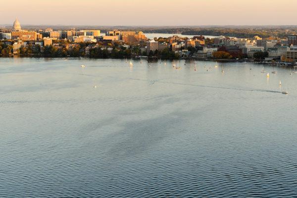 Lake Mendota, Madison, WI
