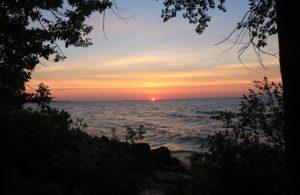 Deena Larsen Sunrise Photo